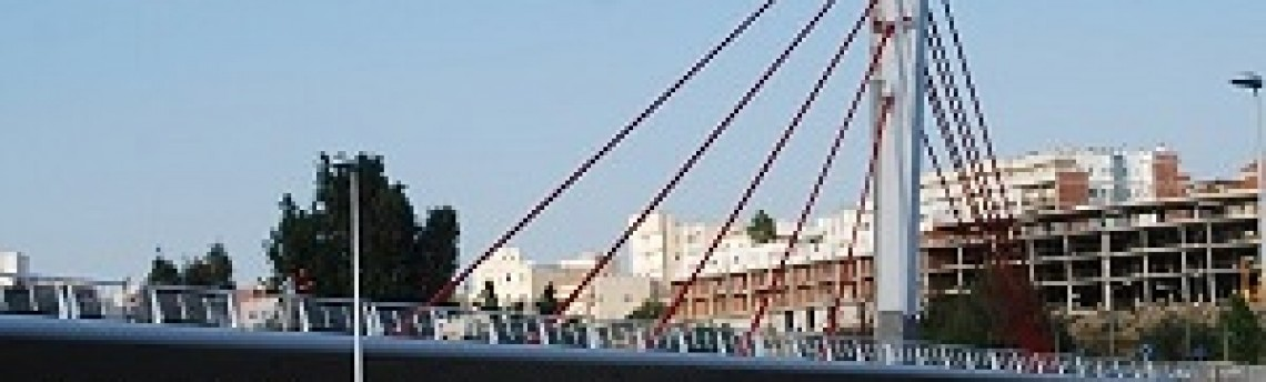 Puente Atirantado de Albox