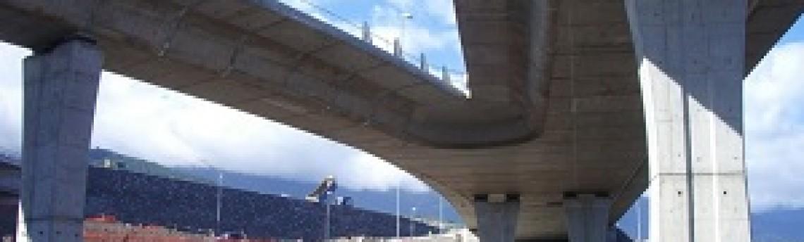 Estructuras de Acceso al Aeropuerto de la Palma