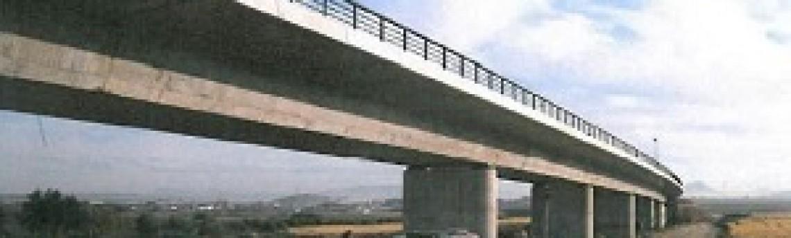 Viaductos de Alta Velocidad Bobadilla-Granada