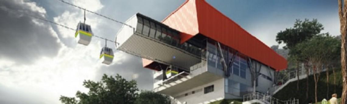 Metrocable de Medellín (Colombia)